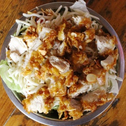 Coach's Chicken Finger Salad