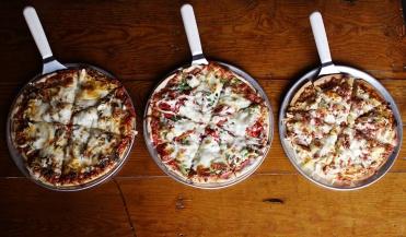 Enjoy gluten-free pizza!