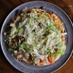 Taco Pizza from Coach's Pizza